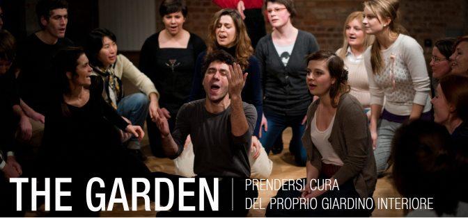 THE GARDEN – La Cura del Giardino Interiore | Sessioni intensive – Giugno e Luglio 2018