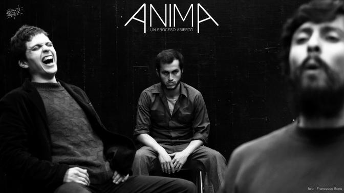 ANIMA – open work_Performer Persona Project | 14 Maggio 2017 – San Pietro in Vincoli Zona Teatro, Torino