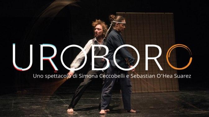 Uroboro |21 Gennaio 2018, Luci della Rivolta, San Pietro in Vincoli Zona Teatro, Torino